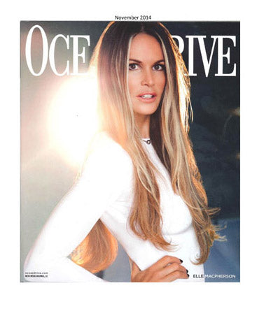 The Bazaar Project Press - Ocean Drive - November