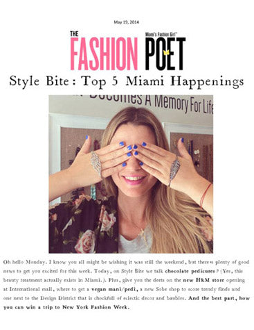The Bazaar Project Press - Thefashionpoet.com-May