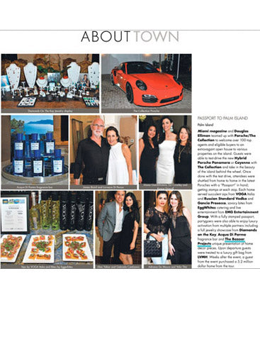 The Bazaar Project Press - Passport to Palm Beach