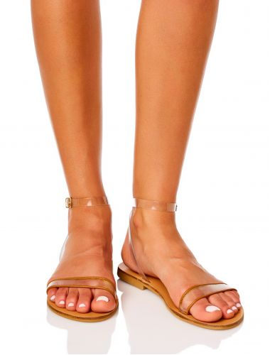 BAREFOOT CLEAR SANDALS