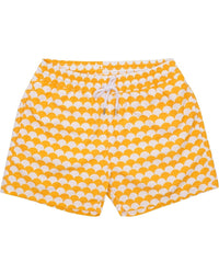 FRESCOBOL CARIOCA Frescobol Trunks Sport Shorts Noronha Sunflower - Sunflower, S