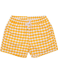 FRESCOBOL CARIOCA Frescobol Trunks Sport Shorts Noronha Sunflower - Sunflower, L