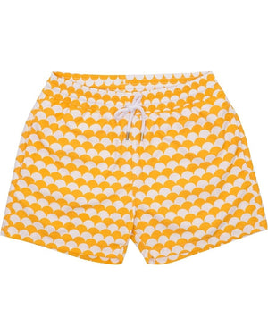 FRESCOBOL CARIOCA Frescobol Trunks Sport Shorts Noronha Sunflower - Sunflower, XL