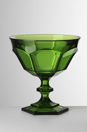 COPPA GLASS GREEN