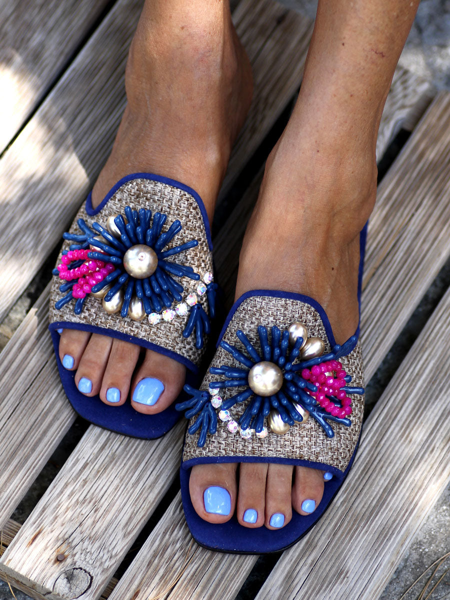 BLUE BAYOU SANDALS