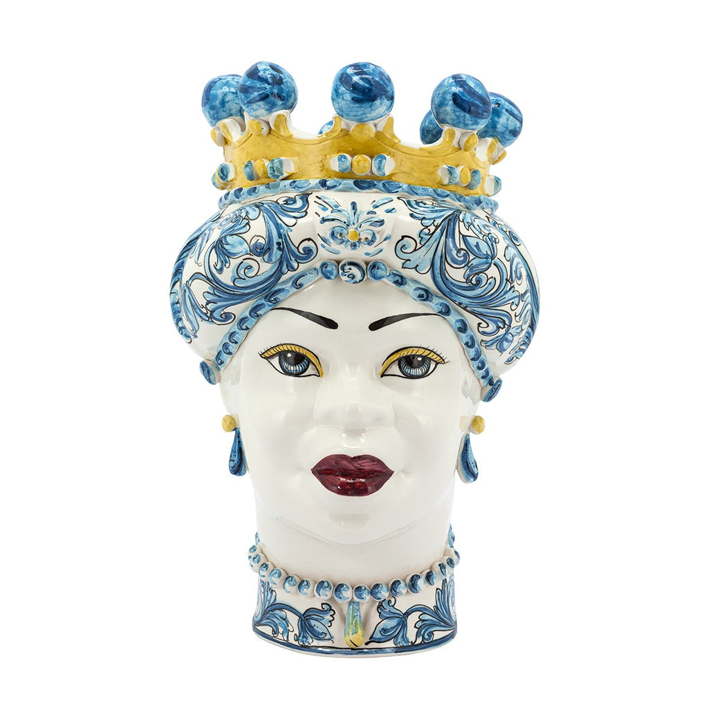 VASE MORO LADY CROWN