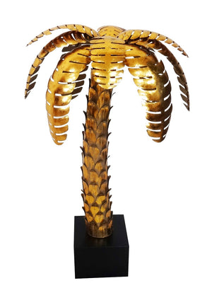PALM TREES IRON STAND