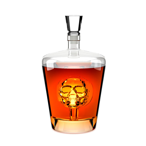 SKULL POISON DECANTER