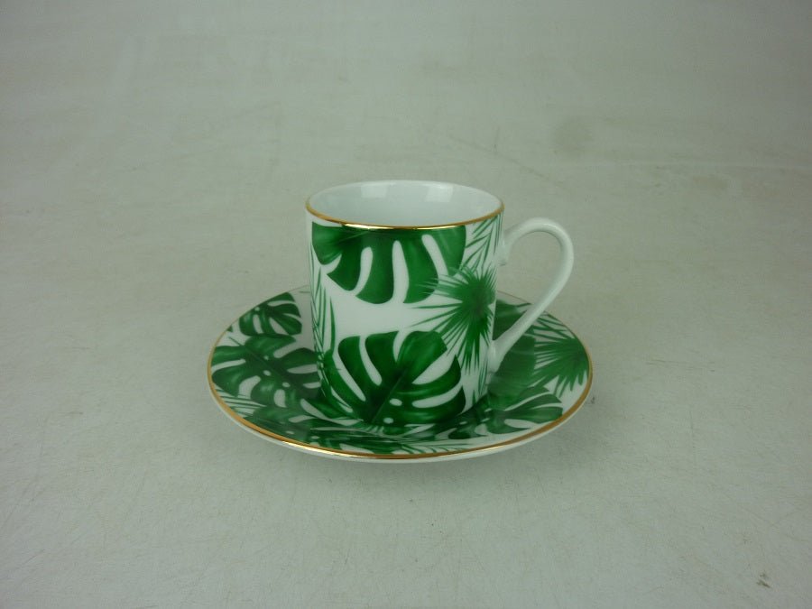 ESPRESSO CUPS TROPICAL