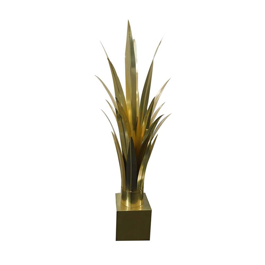 LAMP FEUILAGE GOLD
