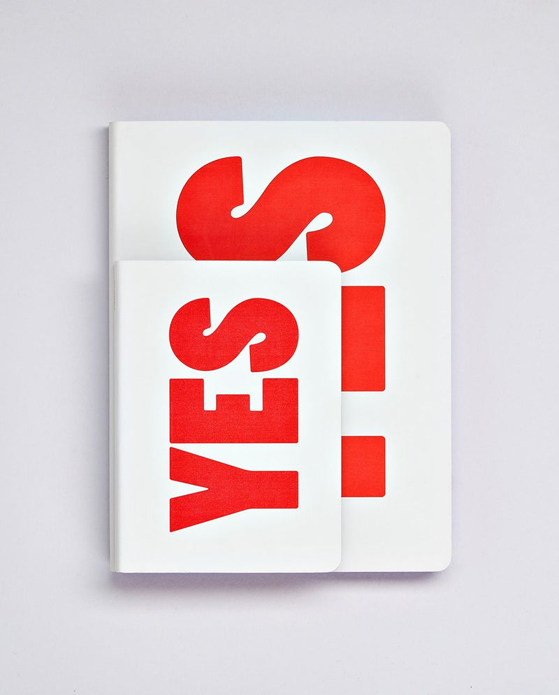YES-NO NOTEBOOK