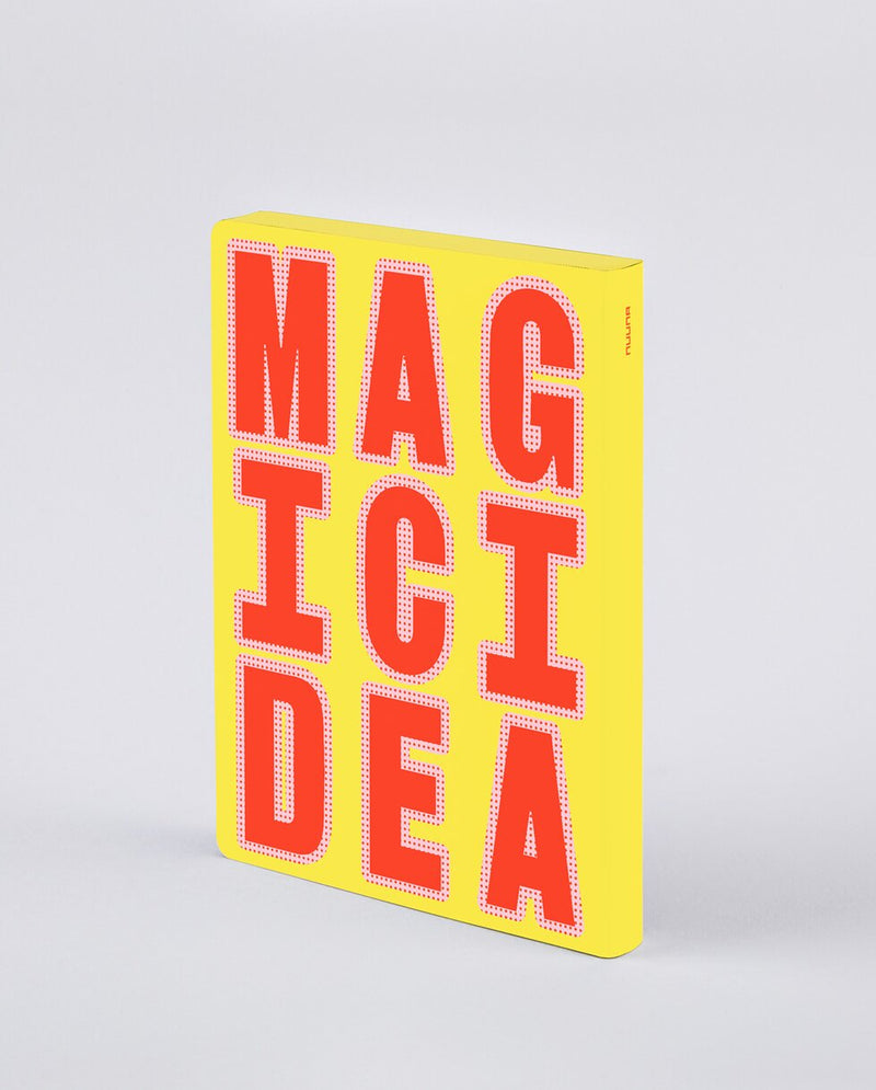 MAGIC IDEA NOTEBOOK