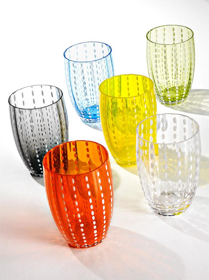 PERLE TUMBLER GLASSES (SET OF 2)