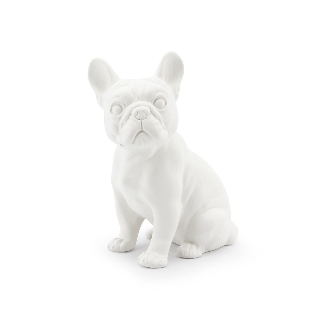 FRENCH CERAMIC BULLDOG