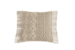 MIRABELLLE LARGE PILLOW, IVORY