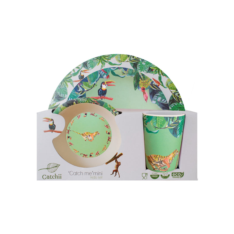 BAMBOO KIDS GIFT SET