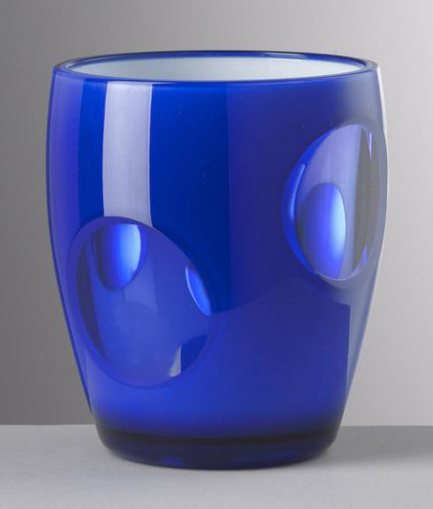 FISHEYE TUMBLER BLUE (SET OF 2)