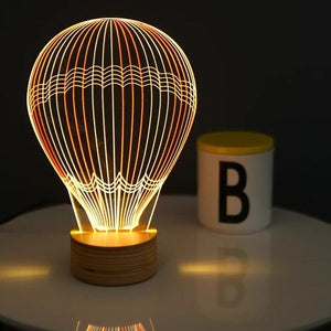 HOT AIR BALLOON LIGHT