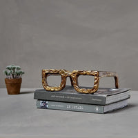 ELTON GOLD DECOR GLASSES