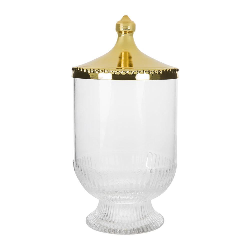 Bitossi Home Candy Jar - Gold Top