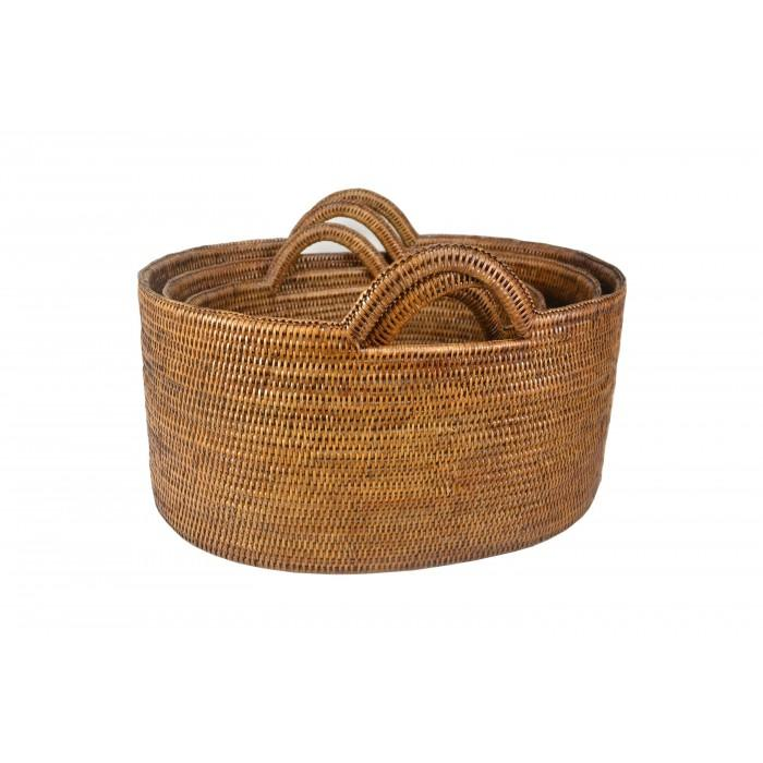 OVAL BASKETS
