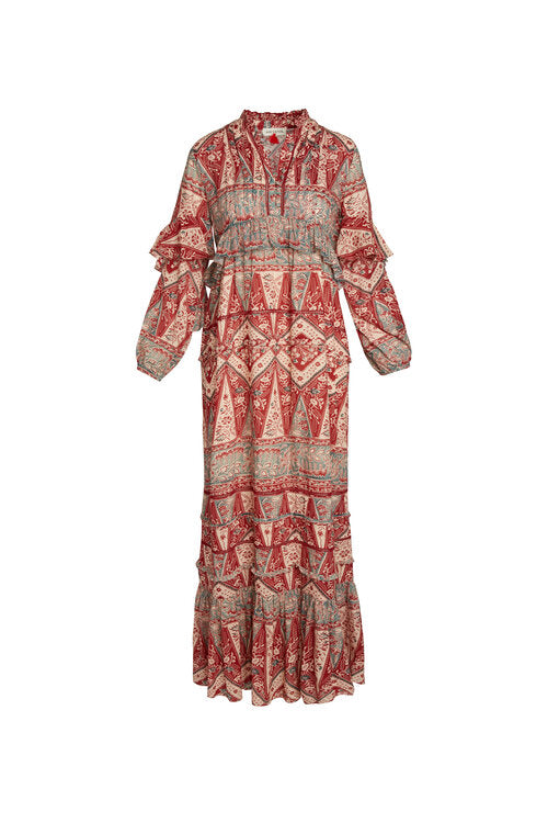 THE JONI MAXI DRESS