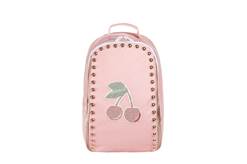 BACKPACK JAMES CHERRY STUDS