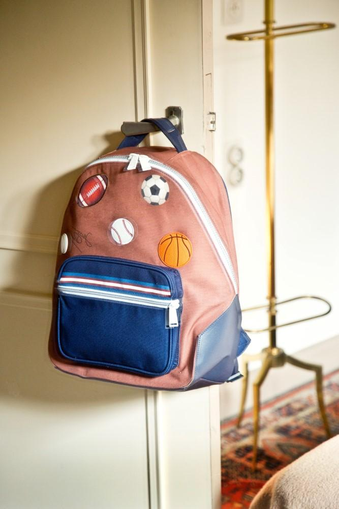 BACKPACK BOBBIE SPORTS JACK