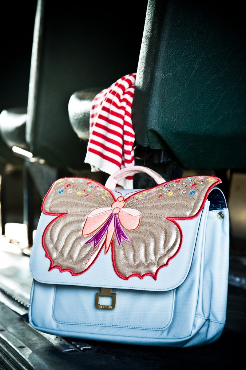 IT BAG MINI BUTTERFLY GOLD