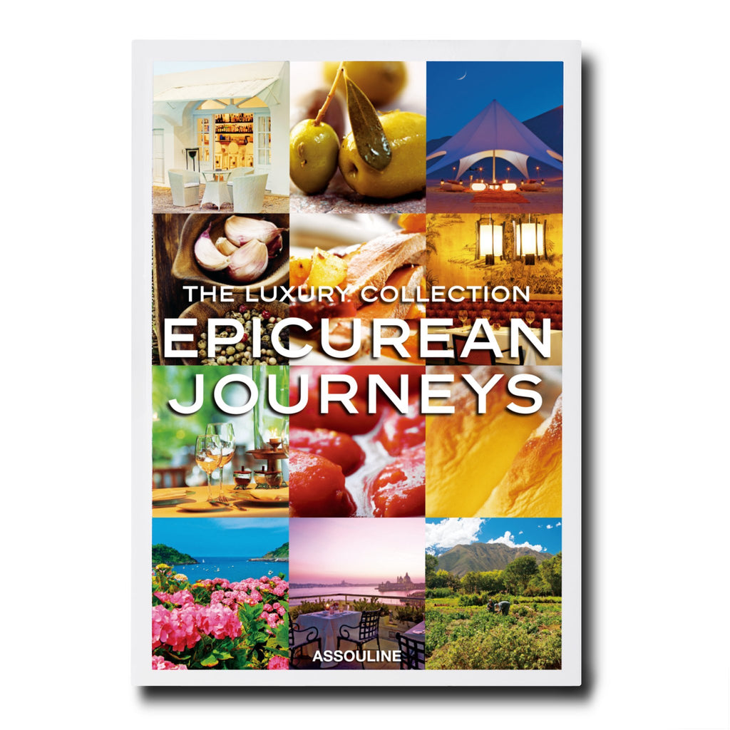 THE LUXURY COLLECTION: GLOBAL EPICUREAN BOOK