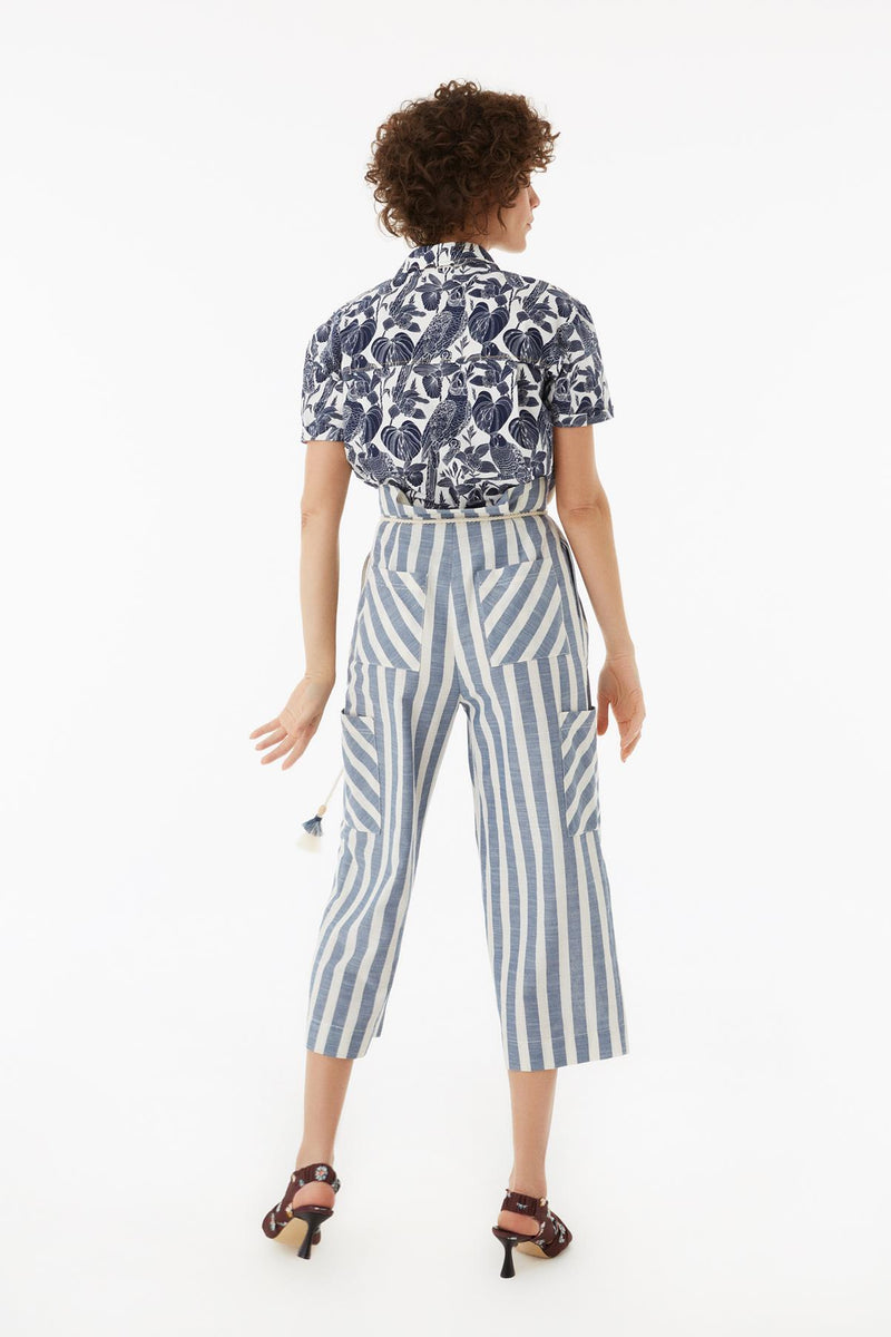 EXQUISE HIGH WAIST PANTS