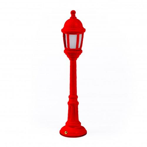 "STREET LAMP ""RESIN TABLE LAMP"""