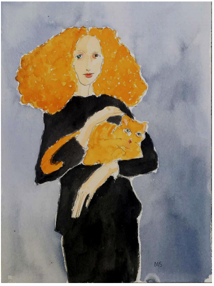 GRACE CODDINGTON PORTRAIT