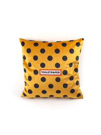 SELETTI x TOILETPAPER SHIT  PILLOW