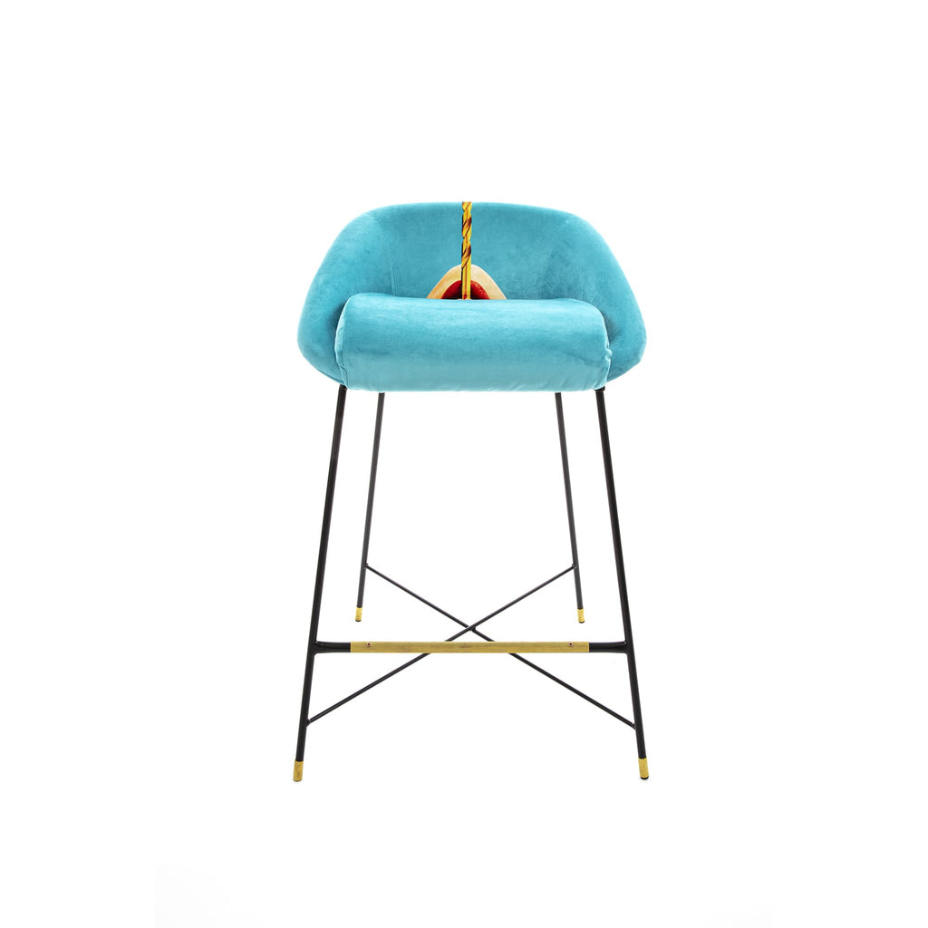 DRILL HIGH BAR STOOL