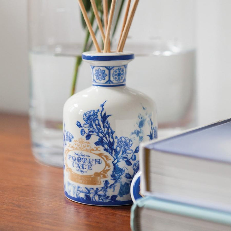 GOLD & BLUE FRAGRANCE DIFFUSER