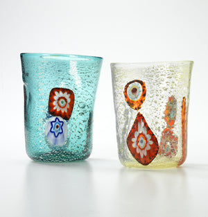 GOTO DI MURANO TUMBLERS (SET OF 6)