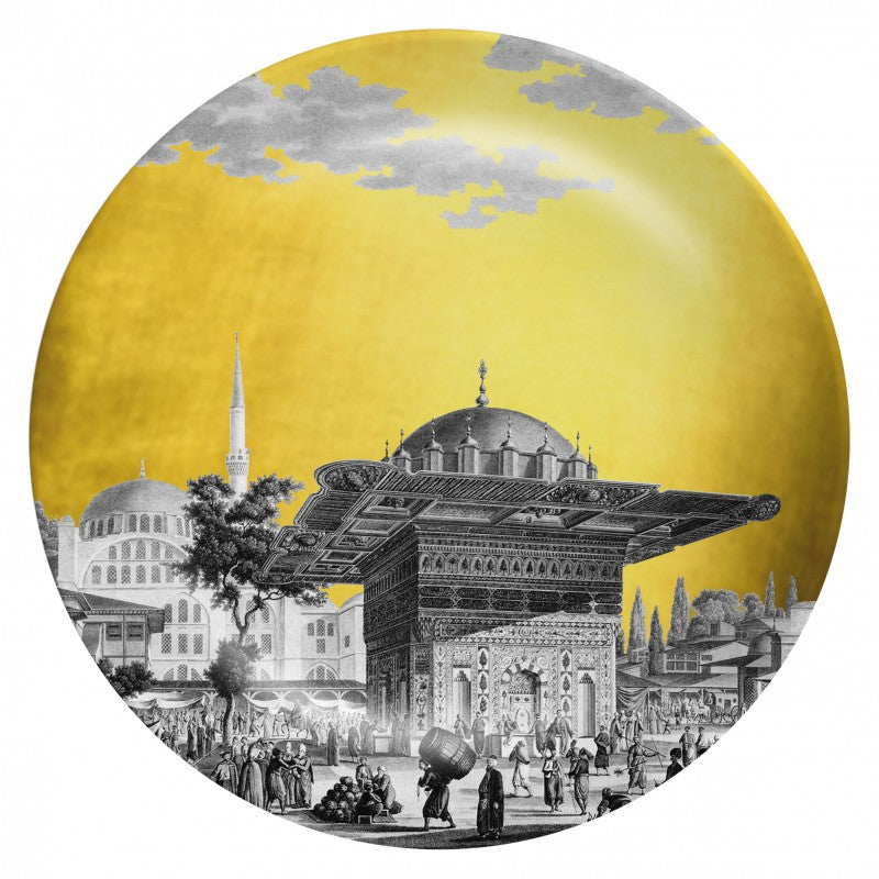 ISTANBUL GOLD PLATES - LIMITED EDITION