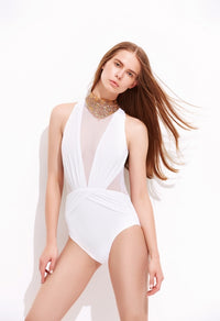 ELVIRA WHITE SWIMWEAR