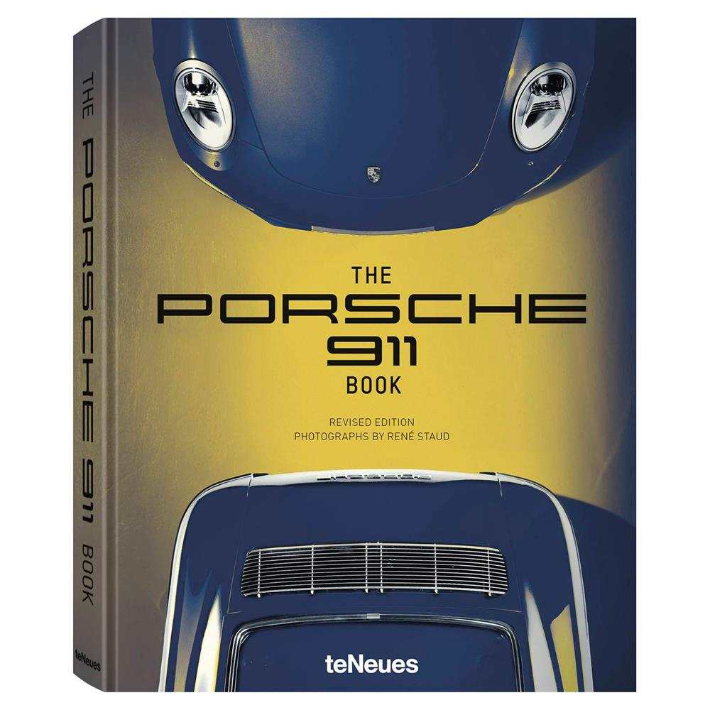 teNeues the Porsche 911 Book - Revised Edition Hardcover Book