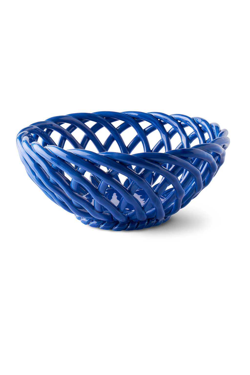 SICILIA CERAMIC BASKET LARGE