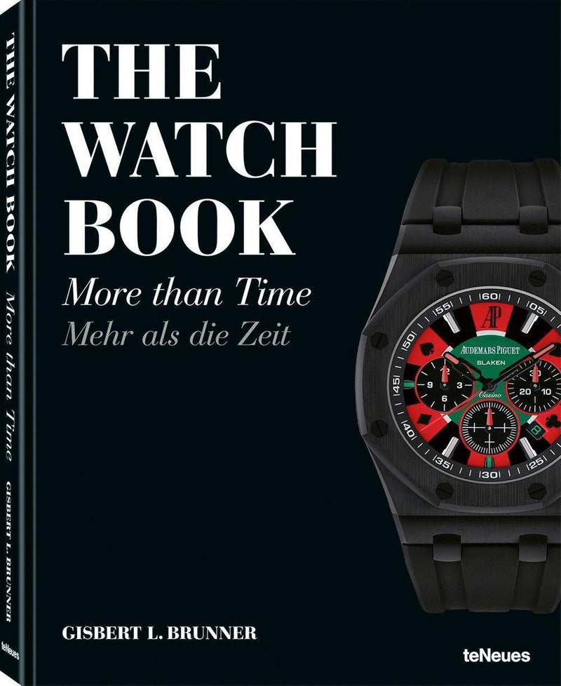 THE WATCH BOOK- MORE THAN TIME
