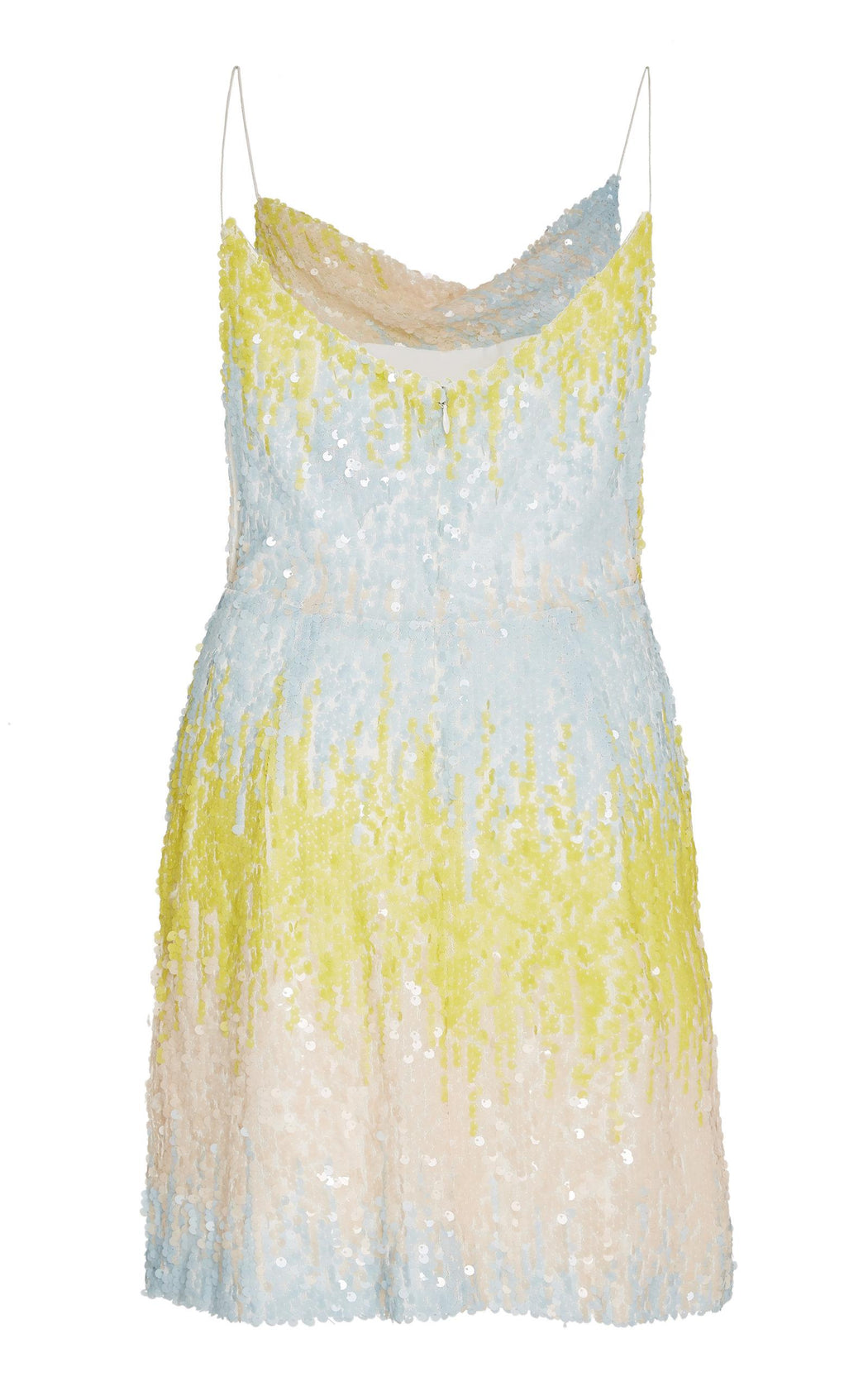 Archive Sale: Edmund Pastel Ombre Sequin Mini Dress