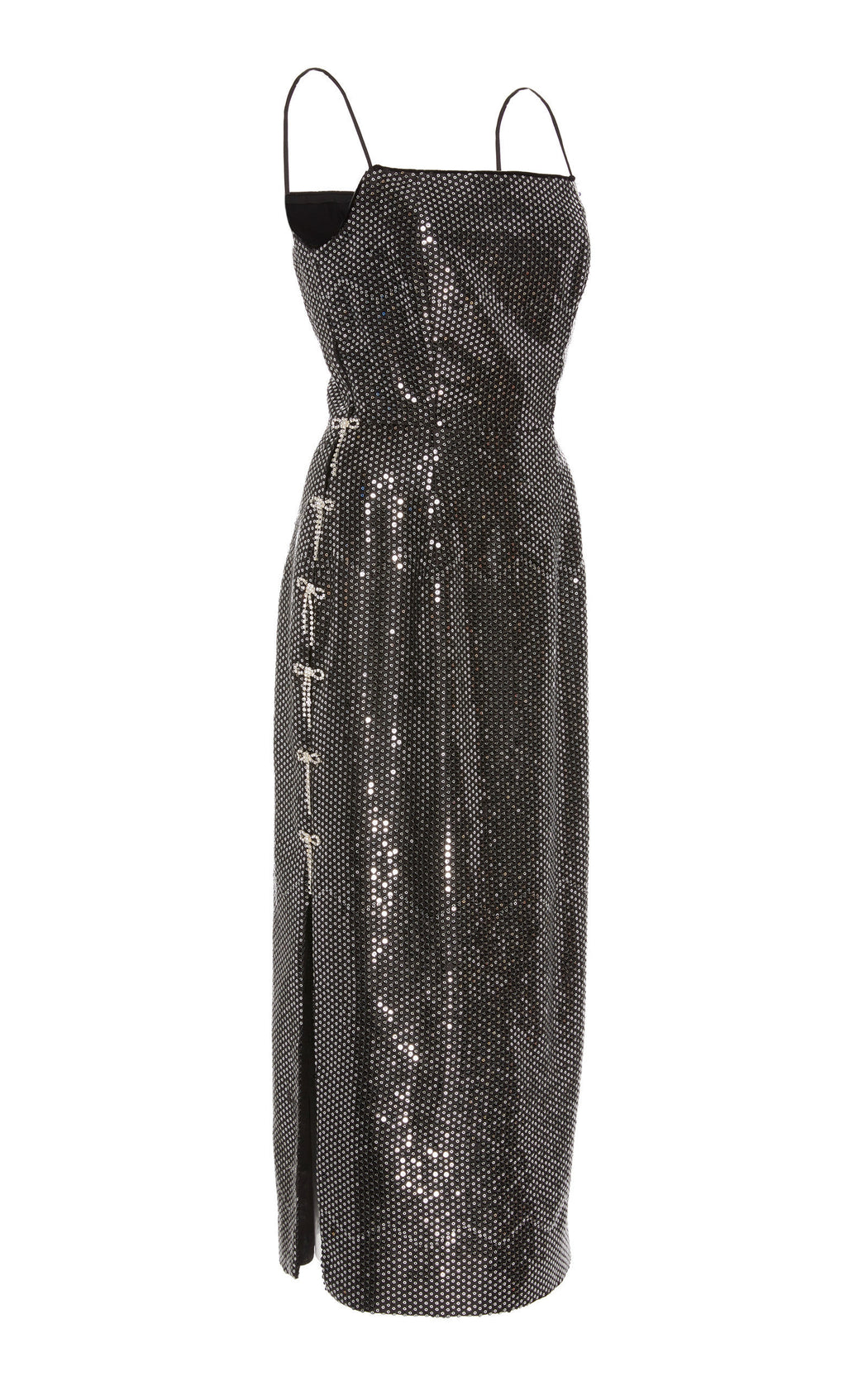 In Stock: I Love the Nightlife Black Sequin Dress