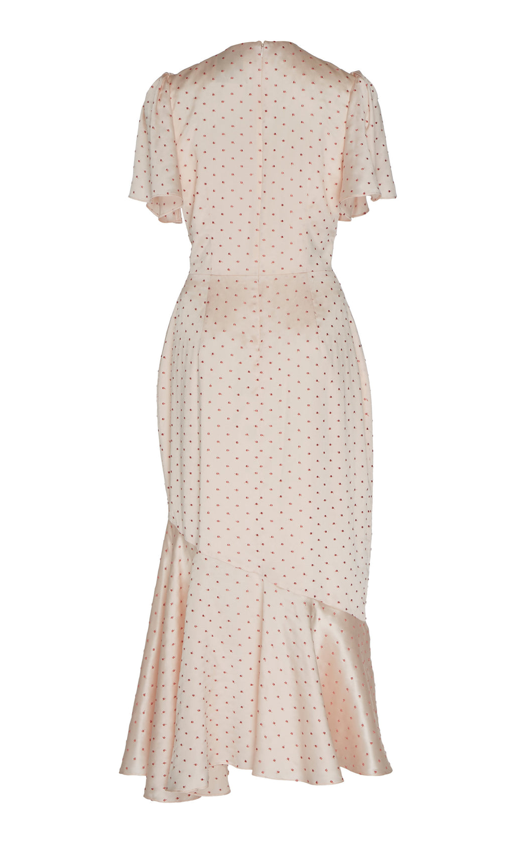 Ingrid Polka Dot Dress