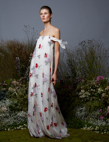 Narcissus Gown