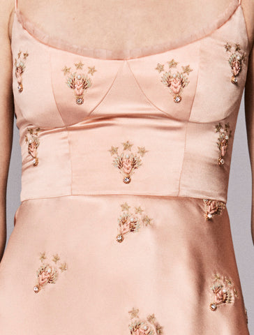 Tut Corset Dress