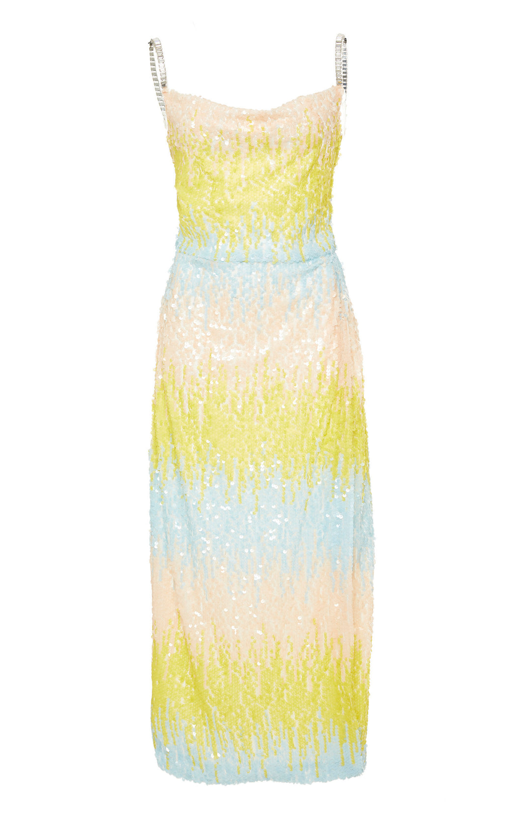 Wentworth Pastel Ombre Sequin Dress