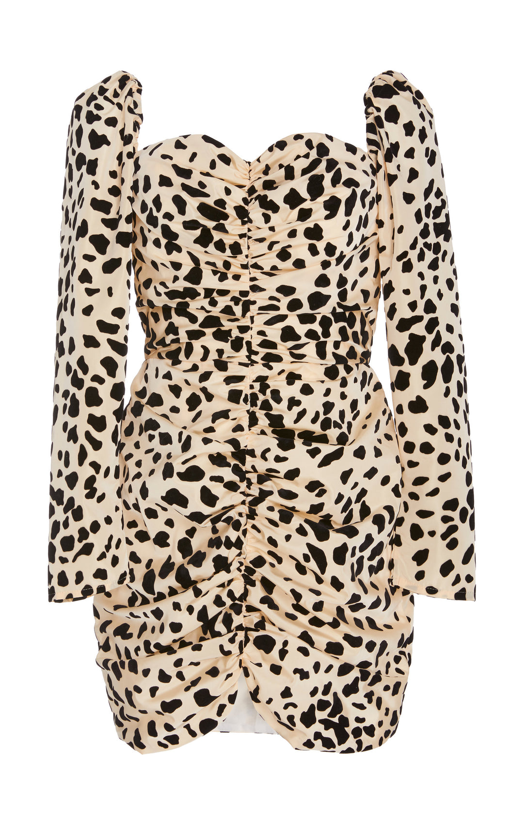 In Stock: Love Hangover Dalmatian Print Mini Dress