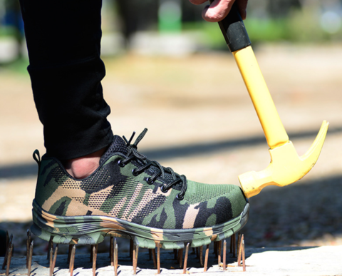 "Indestructible Military ""Battlefield Shoes"" - The Trendy Hero"